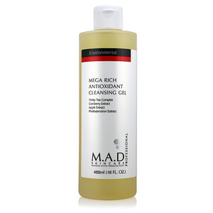 PRO MEGA RICH ANTIOXIDANT CLEANSING GEL